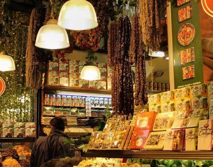 Waarom de Turkse keuken werelds is